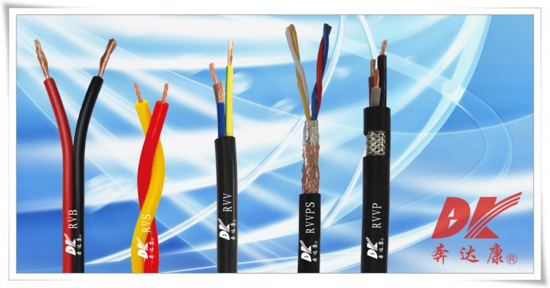 重庆额定电压300/500V、300/300V聚氯乙烯绝缘(屏蔽)聚氯乙烯护套软电缆