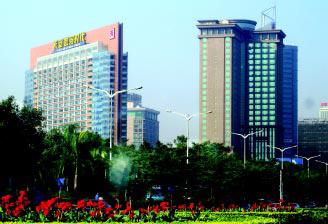 深圳市天安数码城