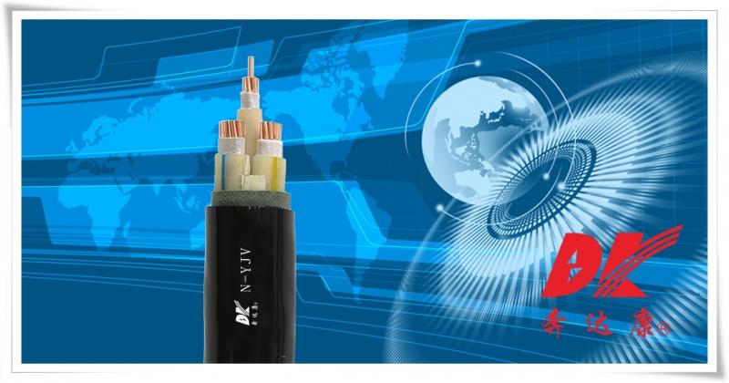 额定电压0.6/1kV耐火型交联聚乙烯绝缘电力电缆