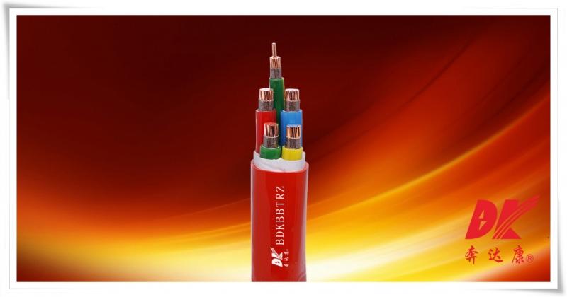 额定电缆1kV无机矿物绝缘无卤低烟聚烯烃外套柔性防火电缆