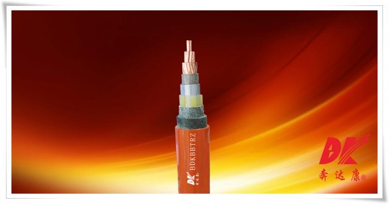 额定电缆1kV隔离型机矿物绝缘铝套柔性防火电缆