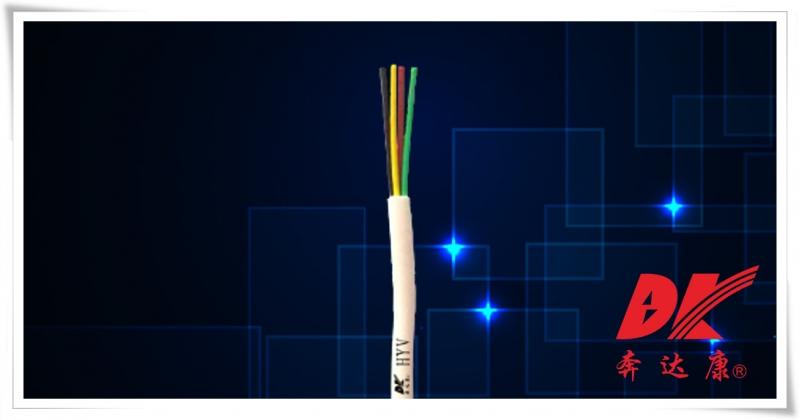 聚烯烃绝缘聚氯乙烯护套室内电话通信电缆