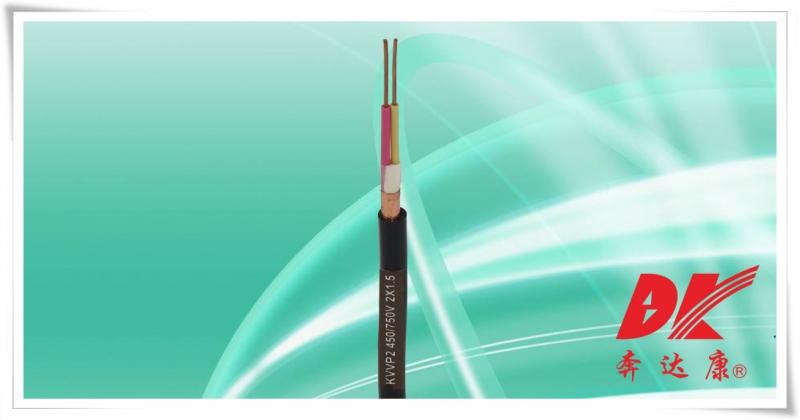 聚氯乙烯绝缘聚氯乙烯护套铜带屏蔽控制电缆
