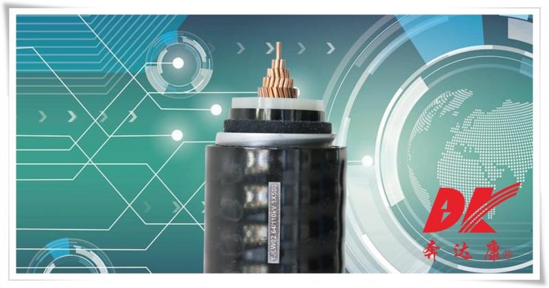 交联聚乙烯绝缘皱纹铝套或焊接皱纹铝套聚氯乙烯护套电力电缆